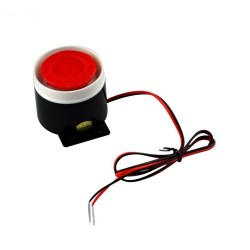 Alarmová siréna pro lokátor Helmer LK 506