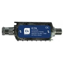 ITS LTE filtr FI 778 vnitřní (ITS)