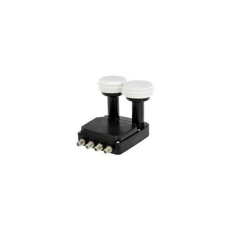Inverto BLACK Pro Monoblok 0,2  dB, quad