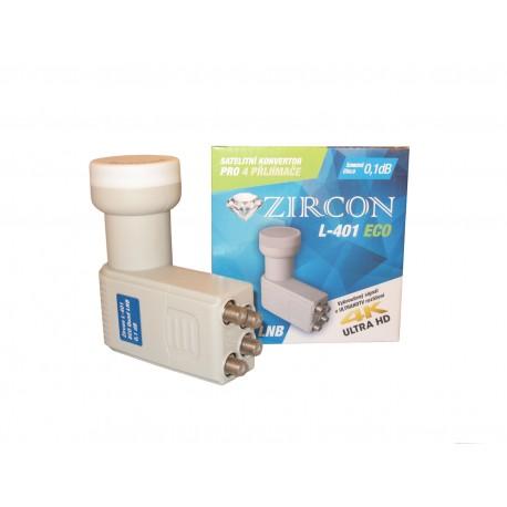 Zircon konvertor Quad L - 401 Eco