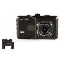 Kamera do auta (černá skříňka) - Helmer Carcam Dual HD 2017