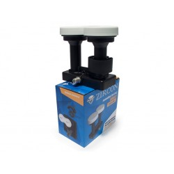 Zircon konvertor Monoblock Twin M-0243 Skylink Slim line