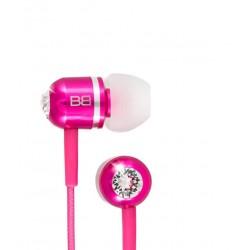 Sluchátka BASSBUDS ICE - Pink