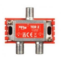FTE rozbočovač TER 2, 5-1000 MHz