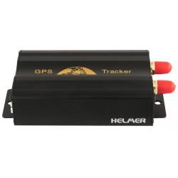 GSM/GPRS/GPS Profesionální lokátor do auta Helmer LK 506