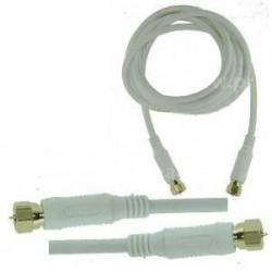 Koaxiální kabel Mascom 1,5m (7676-015W)