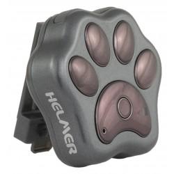 Helmer LK604 Silver- GPS lokátor pro sledování psů a koček