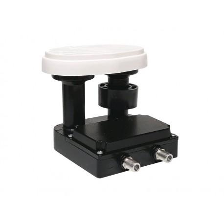 Inverto BLACK Pro Monoblok 0,2  dB, twin