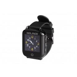 Helmer LK 706 - volací hodinky s GPS lokátorem pro seniory , snímač srdečního tepu a tlaku