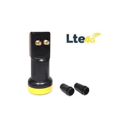 Tesla twin LNB konvertor TL-200 s LTE filtrem