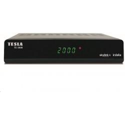 Tesla TE-3000 satelitní přijímač Irdeto Skylink ready