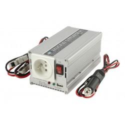 Měnič napětí 12V/230V 150W