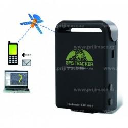 GSM/GPRS/GPS  Lokátor Helmer LK-501