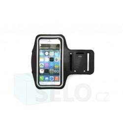 Pouzdro na telefon pro sportovce, černé (iPhone 4/5)