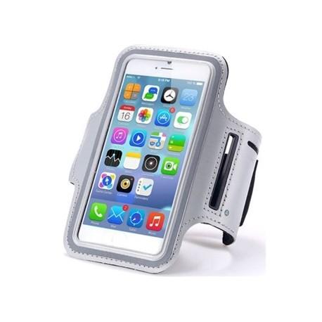 Pouzdro na telefon pro sportovce, bílé (Galaxy S3/S4)
